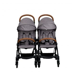Navi Plus Twin Stroller