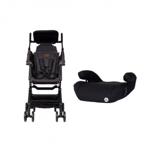 Micro Plus + CS007B Backless Booster Seat